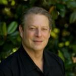 Al Gore - tjener formue på salg af tv-stationen Current TV