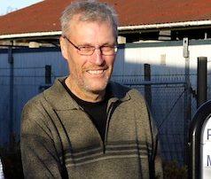 Formand for Dansk Metal i Randers Henrik Leth