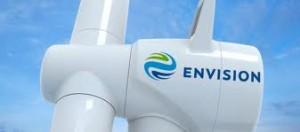Det kinesiske vindmøllefirma Envision Energy starter en produktionsvirksomhed i Grenaa efter nytår. Foto: Envision Energy