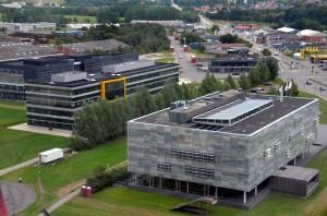 Tidligere direktører hos Sparekassen Kronjylland involveret  i sag om kursmanipulation. Foto: Randersidag.dk