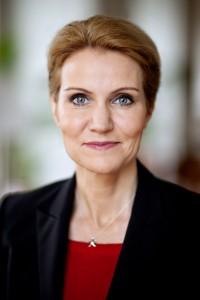Statsminister Helle Thorning-Schmidt kommer formentlig inden længe til at ændre holdning til finansskat. Foto: Statsministeriet/Agnete Schlichtkrull