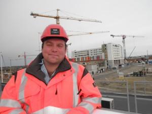 Projektleder Rasmus Walter Jensen, Region Midtjylland.