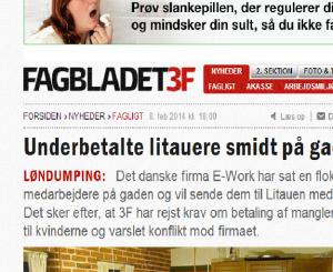 Sagen bliver også behandlet på Fagbladets hjemmeside.