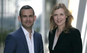 Philip Khokhar og Hanne Leanderdal er fra den 1. september DR's to korspondenter i Asien med base i Beijing. Foto:  Bjarne Bergius Hermansen/DR