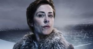 Sofie Gråbøll spiller politiker i en ny engelsk krimi. Foto: TV2