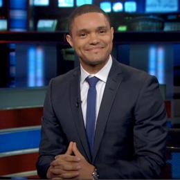 Den nye vært på The haily Show sydafrikaneren Trevor Noah. Foto: The Comedy Central.