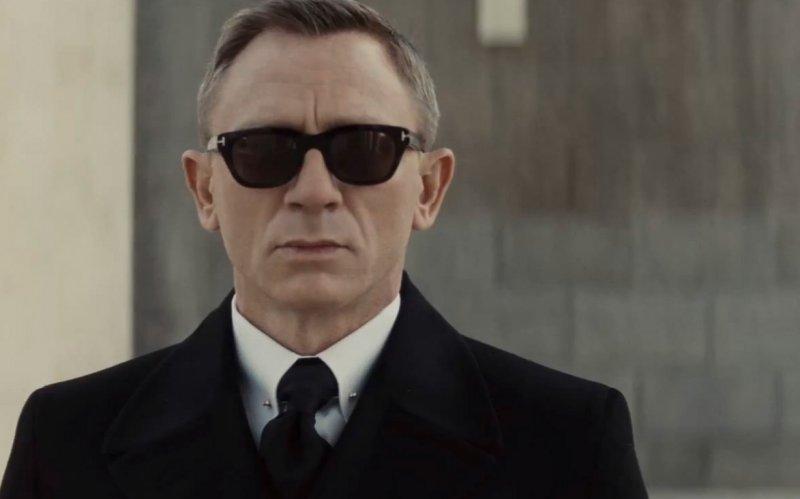 Daniel Craig spiller igen James Bond. Foto: Sony Pictures