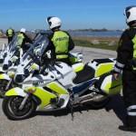 motorcykelbetjente